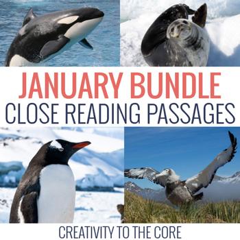 January Close Read Bundle