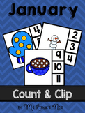 January Count and Clip