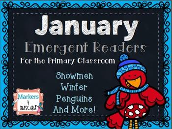 January Emergent Readers