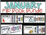 January Flip Book Bundle