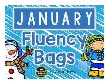 January Fluency Bags
