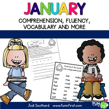 Fluency for January