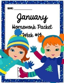 Homework Packet 14