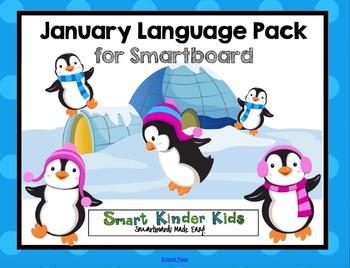 January Language Pack for Smartboard