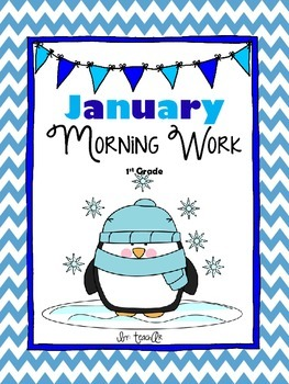 January Math & Literacy Morning/Home Work CSSS