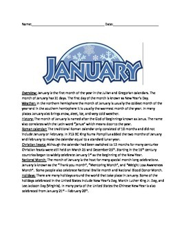 January - Month Review Article Everything about January qu