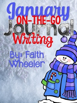 January On-The-Go Journal Writing