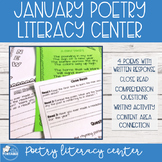 January Poetry Literacy Center