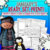 January Printable Pack