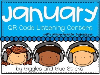 QR Code Listening Centers: January