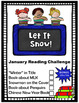 January Activities - Reading Challenge