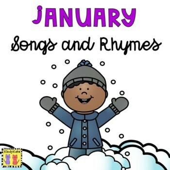 January Songs & Rhymes