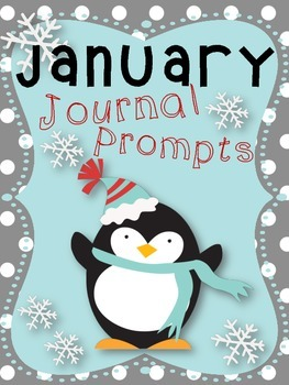 January Themed Journal Prompts {33 Prompts}