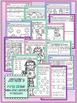January Winter First Grade Math and Literacy NO PREP Commo