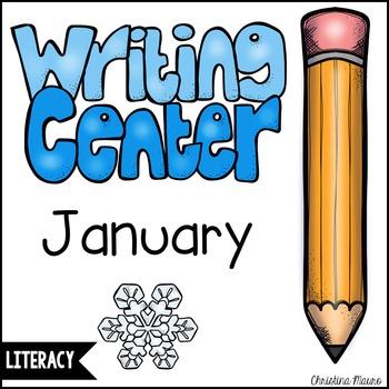 January - Writing Station