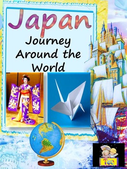 Japan Booklet - Country Study - Journey around the World