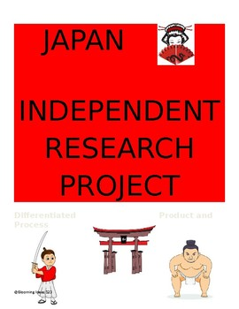 Japan Independent  Research Project (Differentiated proces