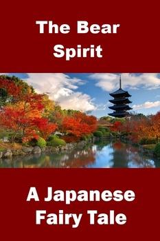 Japanese Fairy Tale - The Bear Spirit