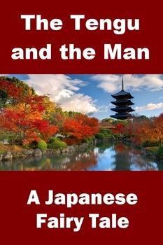 Japanese Fairy Tale - The Tengu and the Man