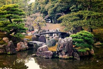 Japanese garden - Japan