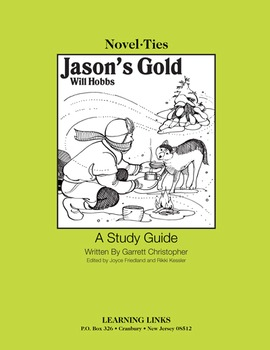 Jason's Gold - Novel-Ties Study Guide