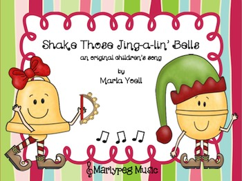 Jazzy Jingle Bells/ Shake Those Jing-a-lin' Bells/Christma
