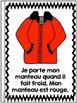 Je peux lire SÉRIE 2 - Les vêtements - French Emergent Rea