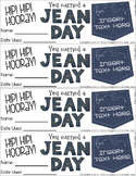 Jeans Pass Freebie