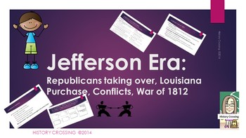 Jefferson Era & War of 1812