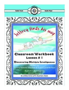 Jeffrey finds his way Class Workbook Lesson 1 Discovering