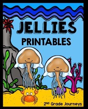 Jellies Printables Journeys Second Grade