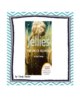 Jellies Journey's flipchart