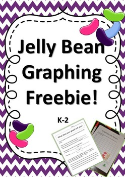 Jelly Bean Graphing Freebie K-2