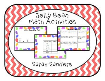 Jelly Bean Line Plot and Probability
