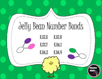 Jelly Bean Number Bonds