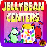 Jellybean Jelly Bean Centers Spring Activities Literacy Ma
