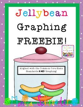 Jellybean Graphing Freebie!