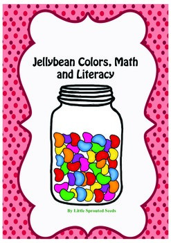 Jellybeans  Colors, Math, and Literacy