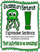 Jellyfish 4 sentence posters