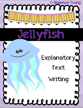 Jellyfish Explanatory Text Writing