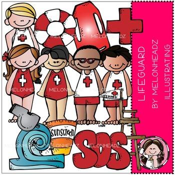 Melonheadz: Lifeguards clip art