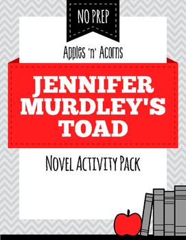 Jennifer Murdley's Toad