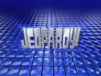 Jeopardy China, Portugal, Mali