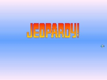 Jeopardy Fractions
