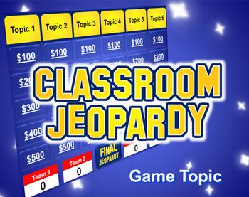 Jeopardy PowerPoint Template - Plays Just Like... by Best Teacher ...