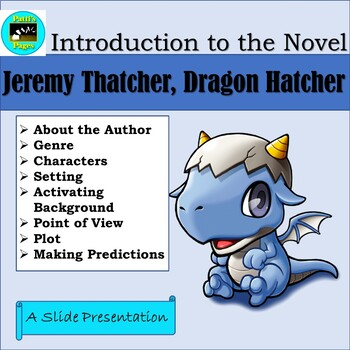 Jeremy Thatcher, Dragon Hatcher, a PowerPoint Introduction
