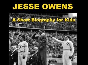 Jesse Owens Powerpoint