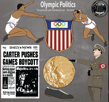 The Olympics Games and Politics with Jesse Owens {Messare