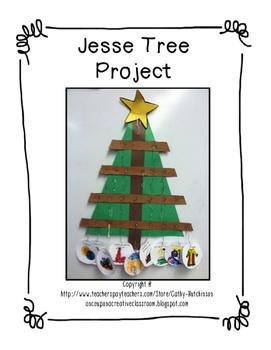 Jesse Tree Advent Project