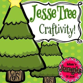 Jesse Tree Craftivity!